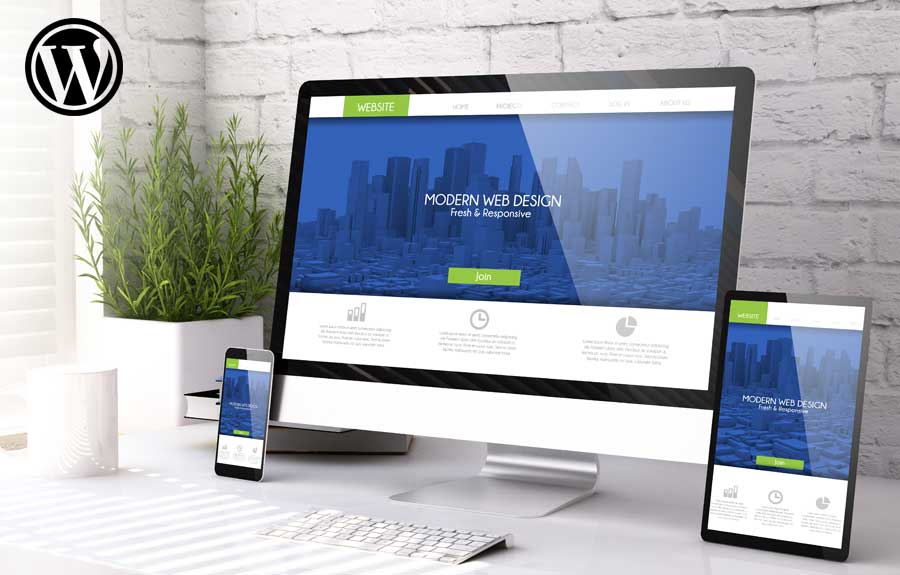 website showcase compatibility in all devices