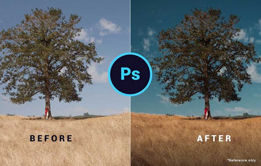 Color Grading or Color Correction